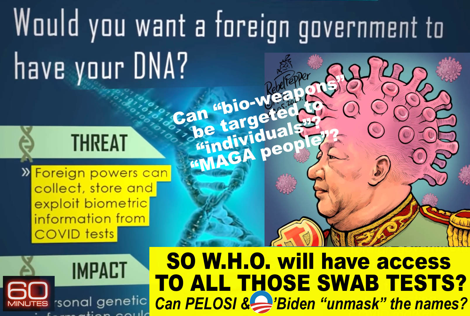COVID-19 - TDNA TESTS - WHO WILL HAVE ACCESS TO THOSR SWABS - PELOSI UNMASK - JPEG.jpg