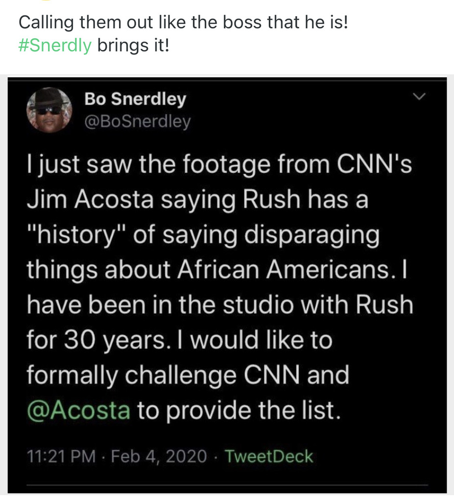 RUSH - SNERDLY CALLING OUT CNN FOR LIES ABOUT RUSH - JPEG.jpg
